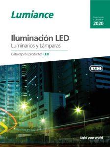 iluminación led luminarios y lámparas